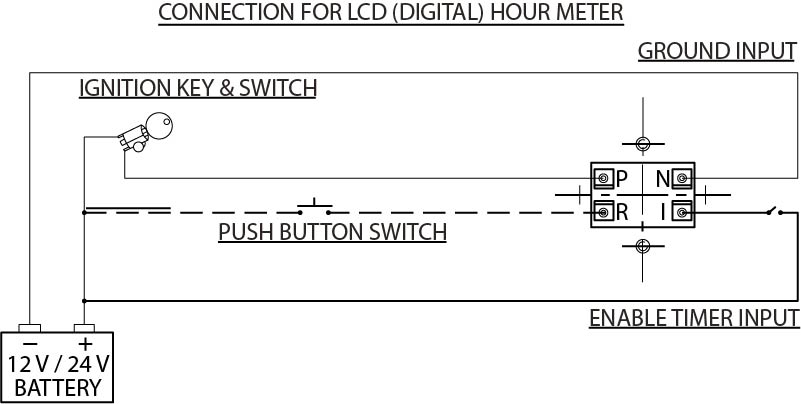 12s meter wiring diagram Download-All numbers and images are used for reference purposes only 6-n