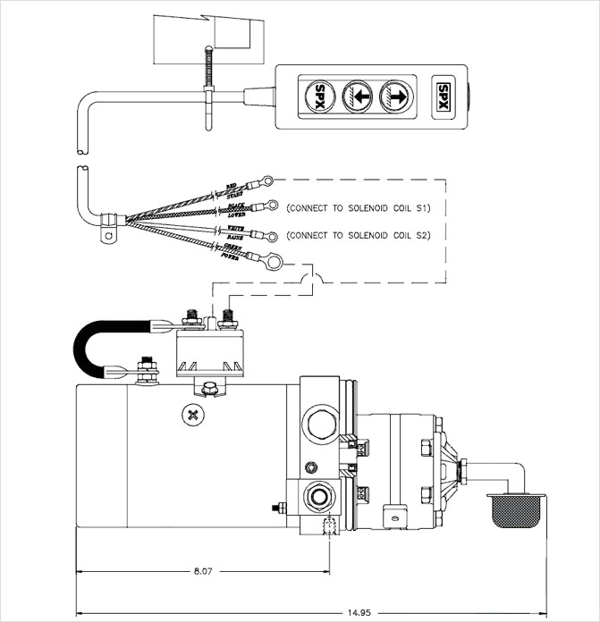12v hydraulic pump wiring diagram Download-dump trailer hydraulic pump wiring diagram Download 12v Hydraulic Pump Wiring Diagram 2 f DOWNLOAD Wiring Diagram 6-h