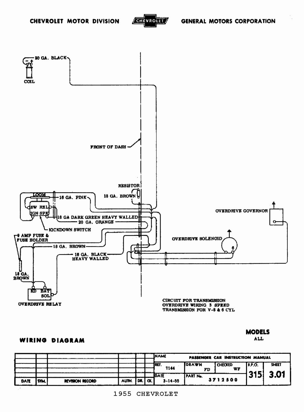 1955 chevy turn signal wiring diagram Download-Size of Wiring Diagram Turn Signal Wiring Diagram Elegant 1955 Chevrolet Wiring Diagram Wiring 16-o