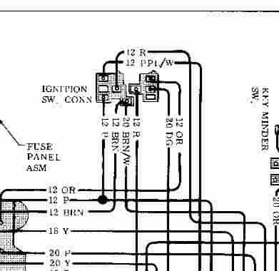 1969 chevelle wiring diagram collection