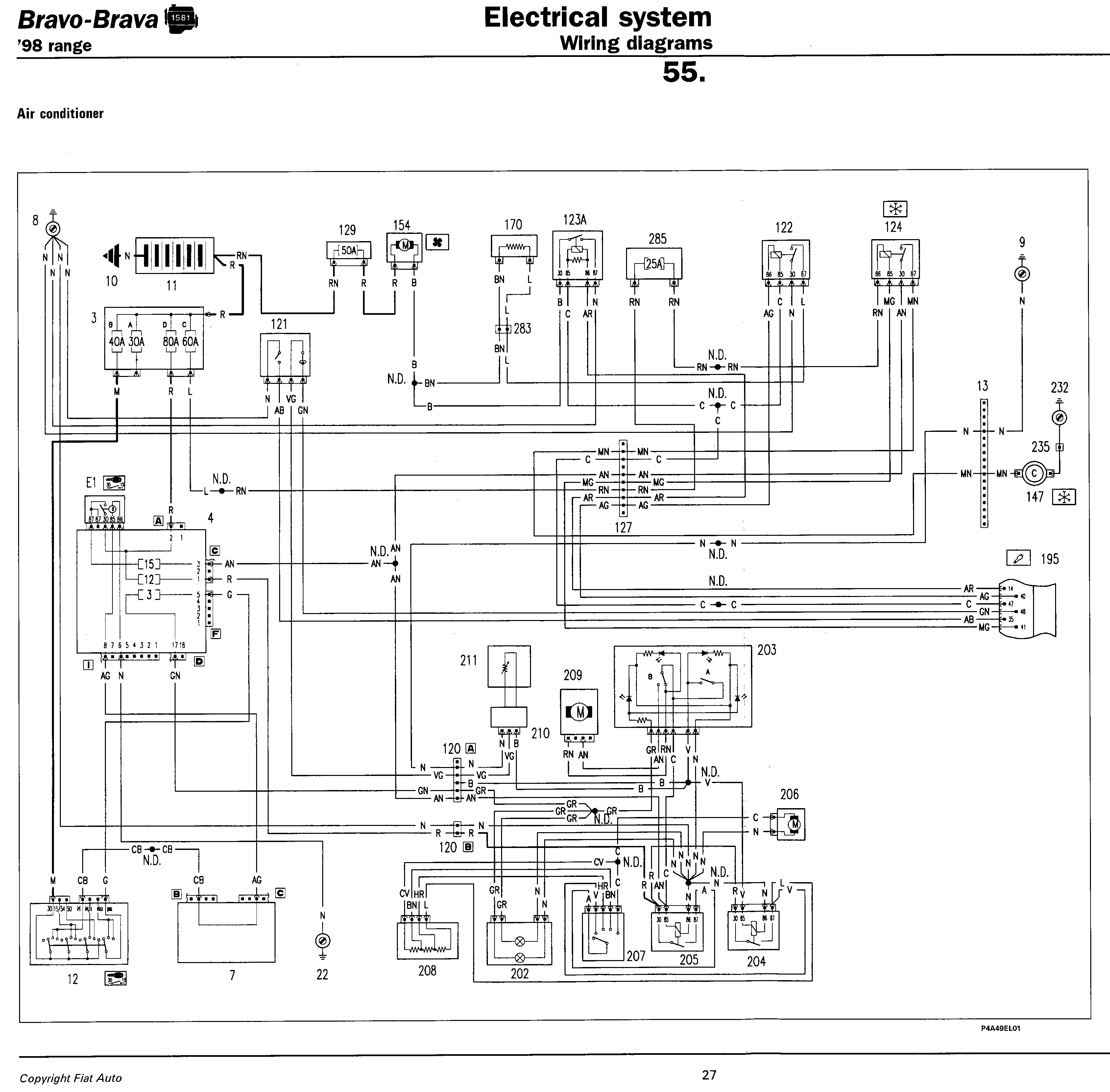 1975 fiat 124 spider wiring diagram Download-1975 fiat 124 spider wiring diagram Download fiat punto horn wiring diagram electrical drawing wiring 16-q