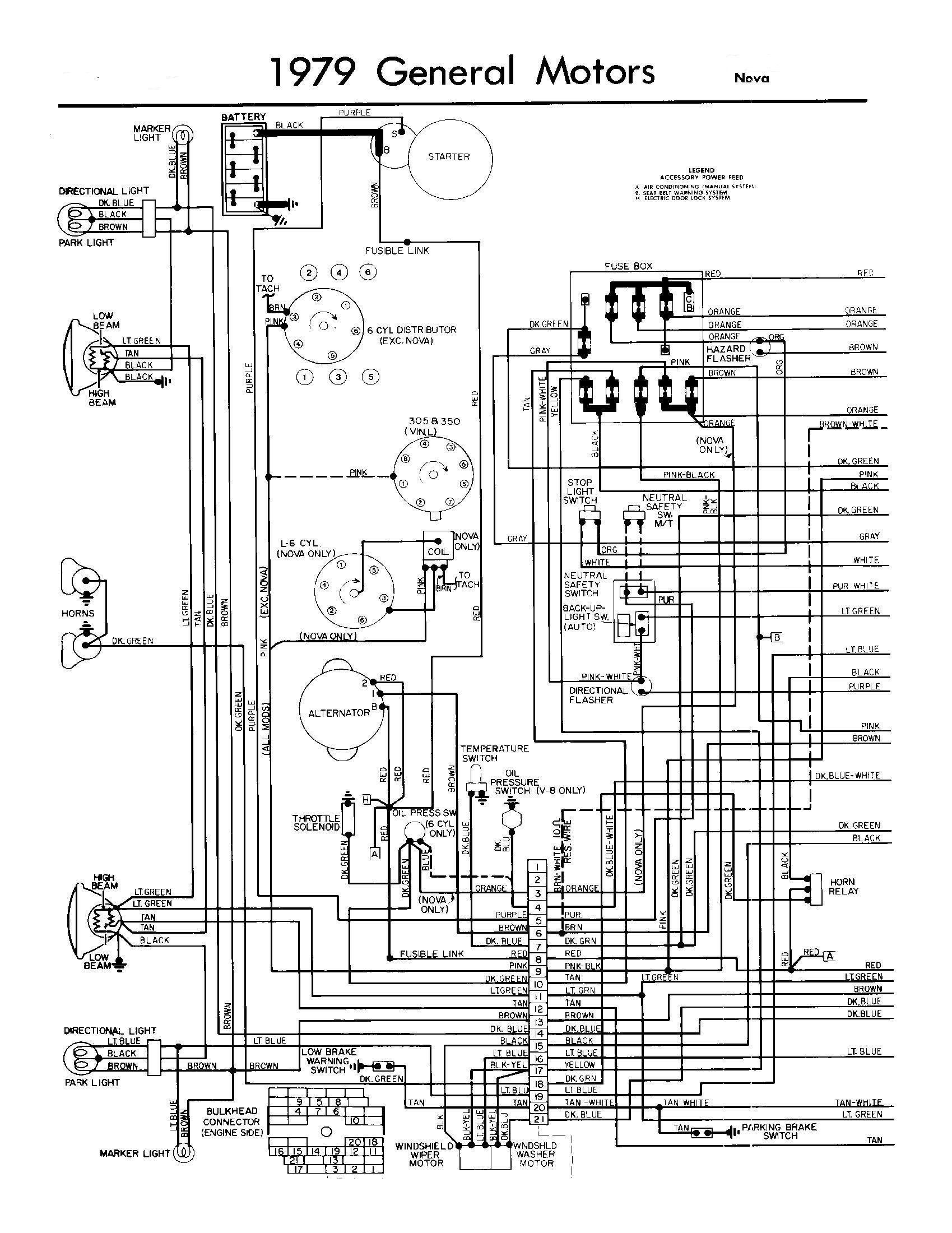 1982 chevy truck wiring diagram collection