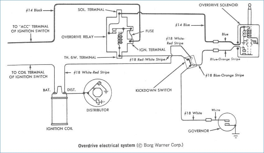 1982 chevy truck wiring diagram Download-I Have A 1962 ford F100 with A 3 Speed W Od Trans I Need to 1-a