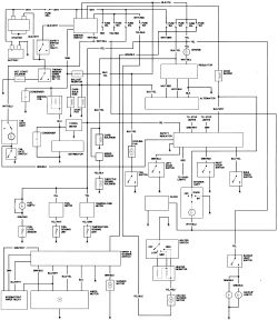 1991 honda civic electrical wiring diagram and schematics Collection-WIRING DIAGRAMS 11-t
