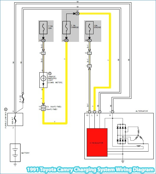 1995 toyota camry wiring diagram Collection-Od Main Switch Circuit Toyota Sequoia 2006 Repair 18-t