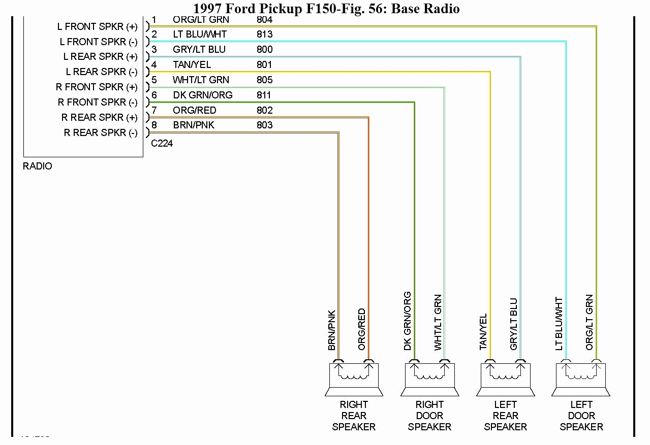 1997 ford f150 radio wiring diagram Collection-Full Size of Wiring Diagram 2011 Ford F150 Radio Wiring Diagram Lovely 1994 Ford F150 12-b