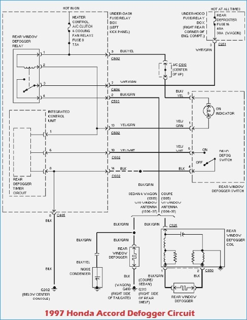 1997 honda accord wiring diagram pdf Download-1994 Honda Passport Turn Signal Switch Wiring Schematic Jmcdonaldfo – Page 9 – Search Wiring 1-i