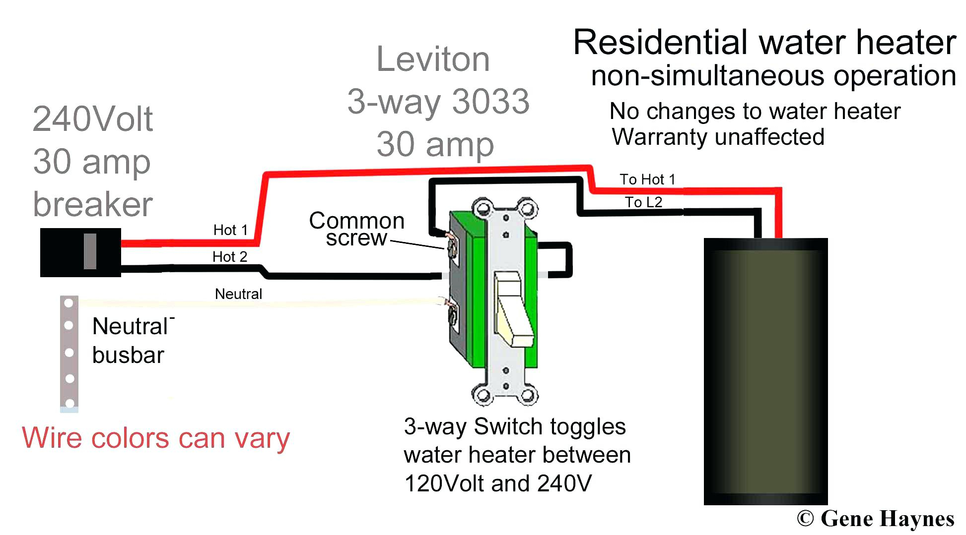2 Pole Toggle Switch Wiring Diagram Sample