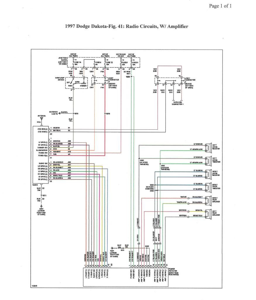 2000 dodge durango radio wiring diagram Download-2000 dodge durango wiring harness wiring rh westpol co 2004 Dodge Durango 2005 Dodge Durango 10-m