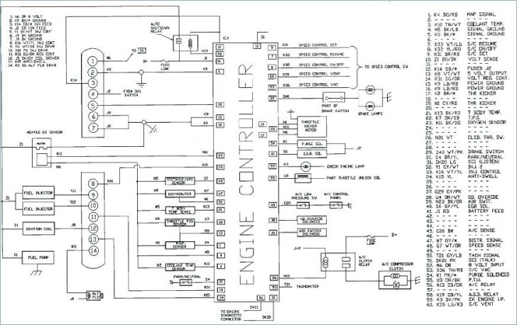 2001 dodge durango radio wiring diagram sample