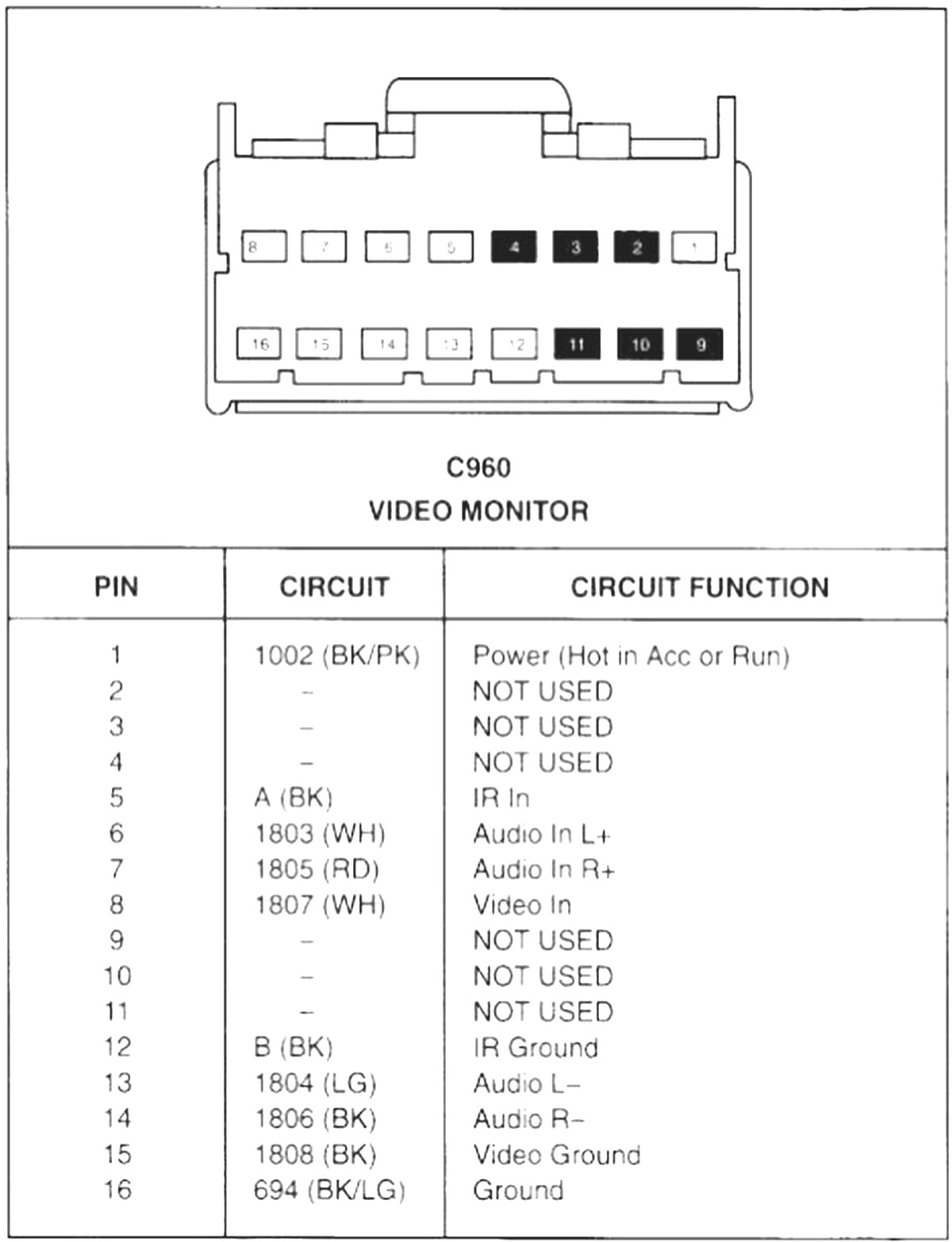 2001 ford mustang wiring diagram Download-Unique 2001 Ford Mustang Radio Wiring Diagram New Update In 2-d
