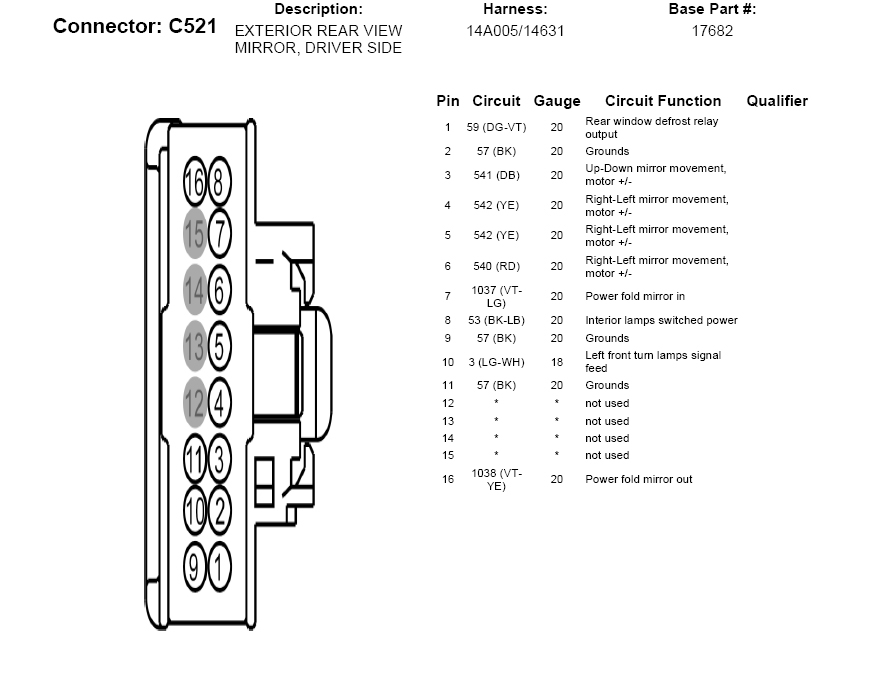 2004 ford F250 Radio Wiring Diagram Collection Wiring