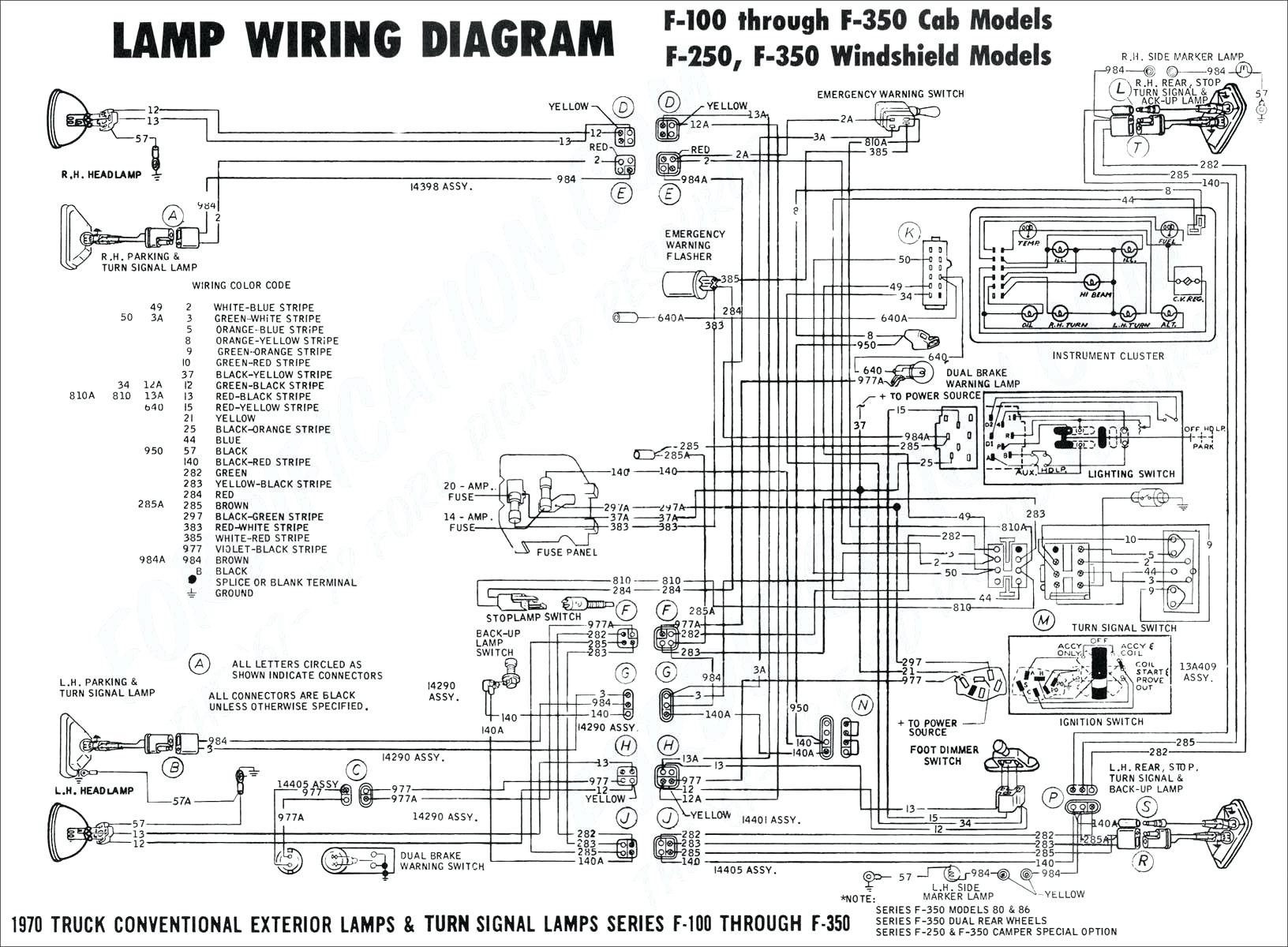 2005 ford f150 trailer wiring diagram Collection-Stop Turn Tail Light Wiring Diagram Beautiful 1979 ford F150 Tail Light Wiring Diagram Electrical Website 13-m