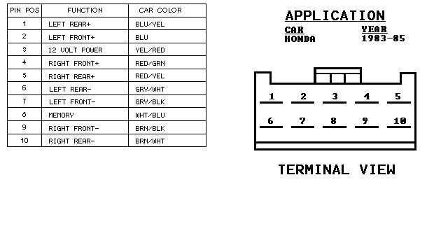2005 honda element stereo wiring diagram Collection-HONDA Car Radio Stereo Audio Wiring Diagram Autoradio Connector Wire Beautiful 2007 Honda 9-m
