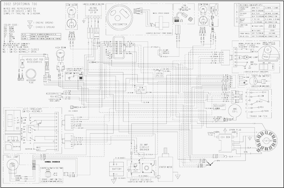2005 polaris ranger 700 xp wiring diagram Download-2002 Polaris Sportsman 700 Parts Diagram Inspirational Great Polaris Trailblazer 250 Wiring Diagram Inspiration 3-t