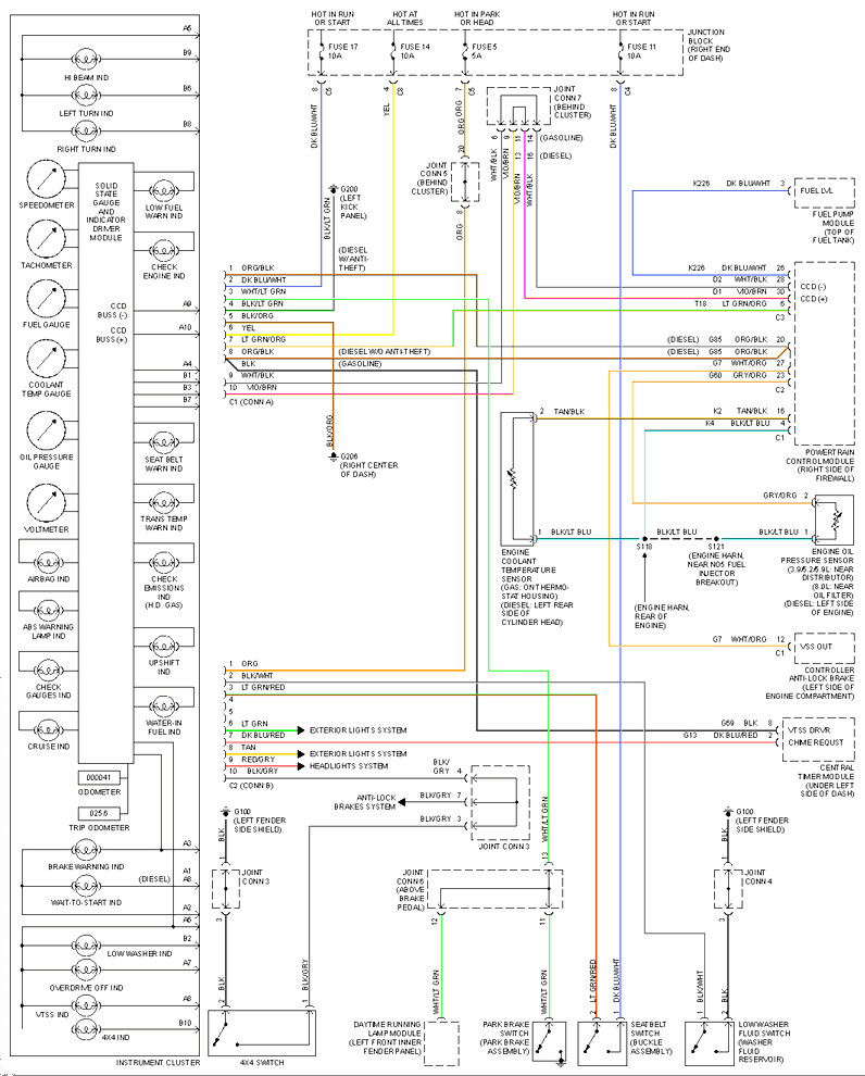 2006 dodge ram 2500 diesel wiring diagram Download-2006 dodge ram 2500 sel wiring diagram Collection Simple Wiring Diagram 2003 Dodge Ram 3500 16-n