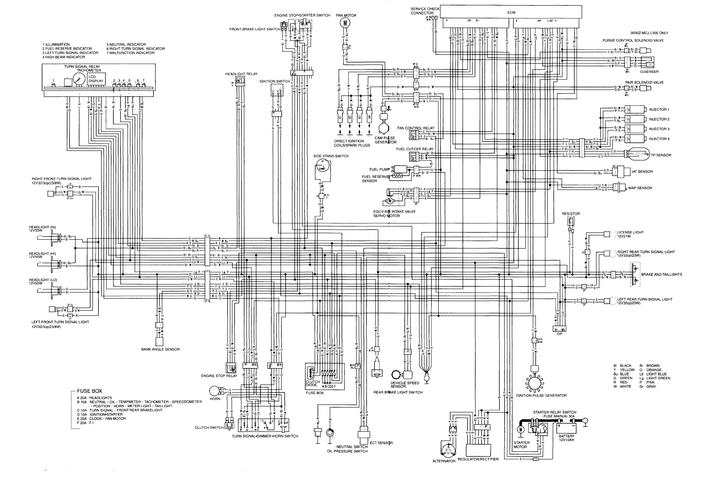 2006 Honda Cbr600rr Wiring Diagram Download Collection Diagrams Fresh Fortable Cbr 600