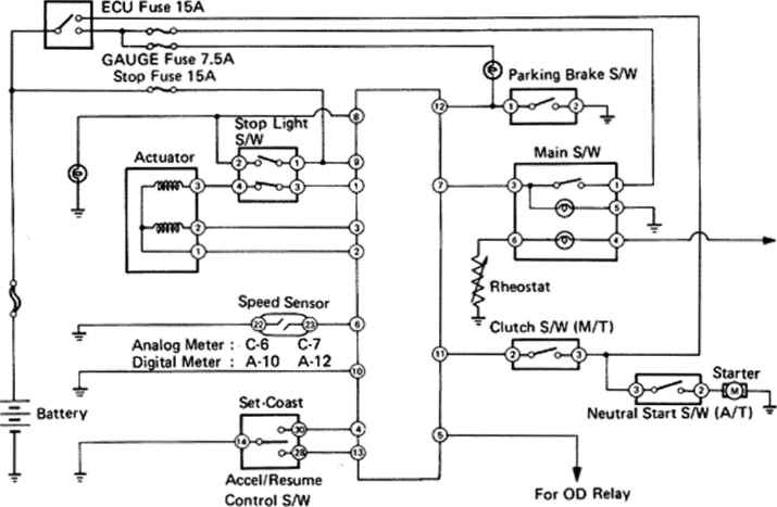 2007 toyota prius wiring diagram Download-Toyota Celica Wire Diagram 18-a