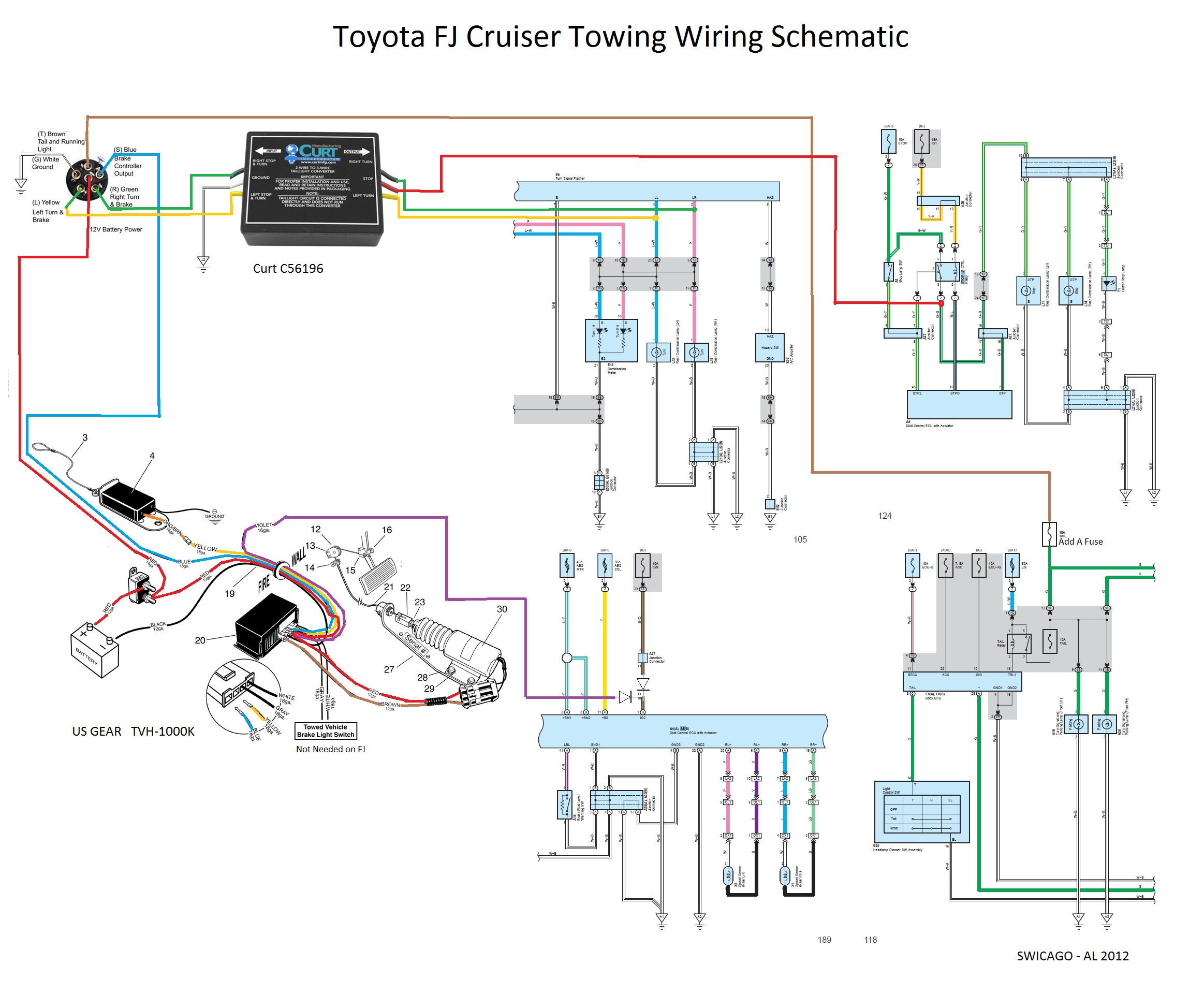 2007 toyota tundra wiring diagram Download-Toyota Tundra Trailer Wiring Harness Diagram Beautiful Flat tow 6mt Yes It Can Be Done toyota 8-e