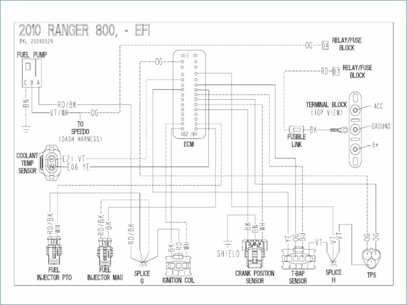 2011 polaris rzr 800 wiring diagram gallery