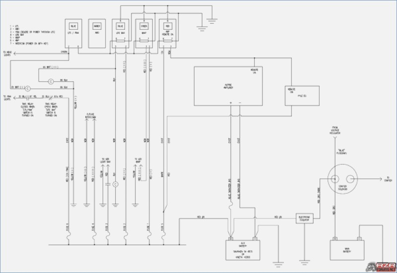 2011 polaris rzr 800 wiring diagram Collection-Dual Battery Installation – Polaris Rzr Forum – Rzr Forums Wiring Diagram For Polaris Razr 800 3-r