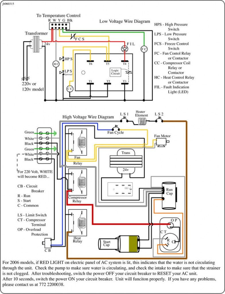 220 volt air conditioner wiring diagram Collection-Hvac Fan Relay Wiring Diagram Me And 15-s