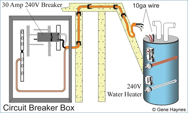 240v water heater wiring diagram Collection-How to install electric meter on 240 Volt water heater 1-f