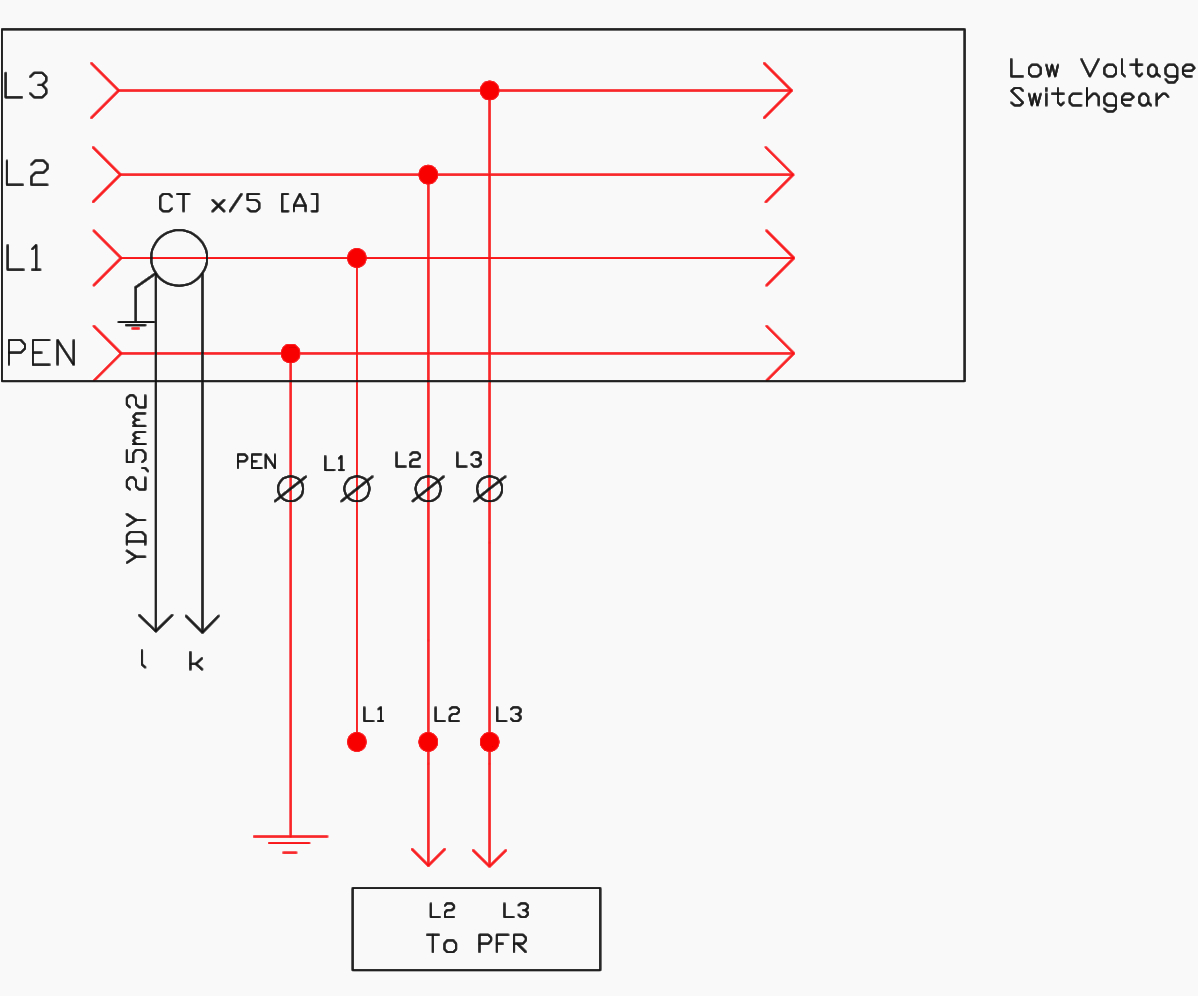 3 Phase Capacitor Bank Wiring Diagram Sample