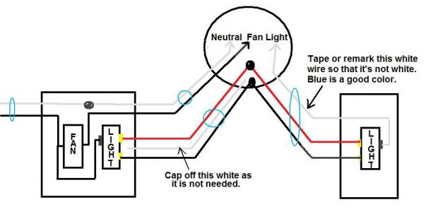 3 way fan switch wiring diagram Download-Perfect Wiring Ceiling Fan Best How To Wire A 3 Way Switch Ceiling Fan With 18-f