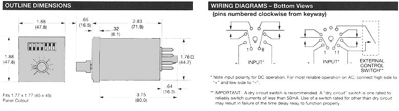 3arr3 relay wiring diagram Collection-potter brumfield electronic product potter brumfield products p b rh industrialelectronics biz 3 Pole Relay Schematic KRP Relay Wiring 3-h