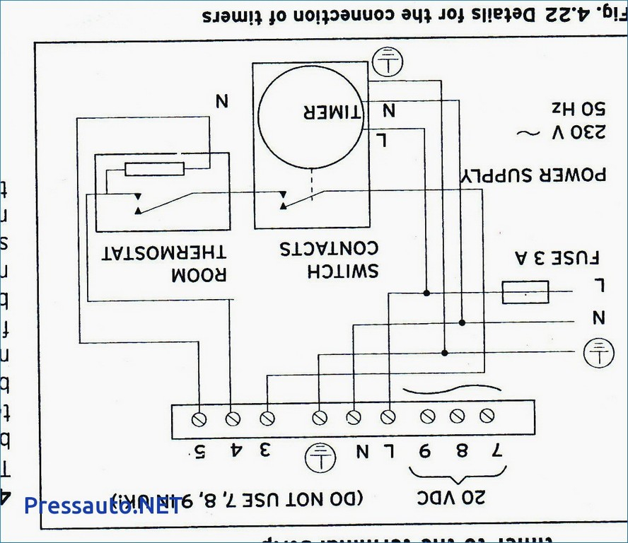 4 wire thermostat wiring diagram Collection-How to Install A 4 Wire thermostat Beautiful Amazing thermostat Wiring Diagram Honeywell Everything You 17-j