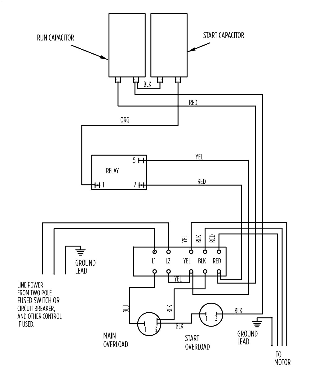 4 wire well pump wiring diagram Collection-4 wire well pump wiring diagram 3 wire well pump wiring diagram picture of 4 wire well pump wiring diagram 3-i
