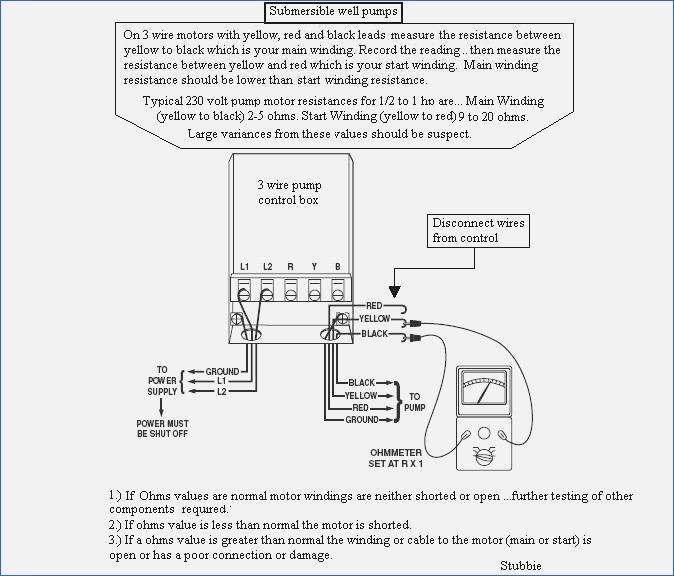 4 wire well pump wiring diagram Collection-Well Pump Control Box Wiring Diagram – davidbolton 4-g