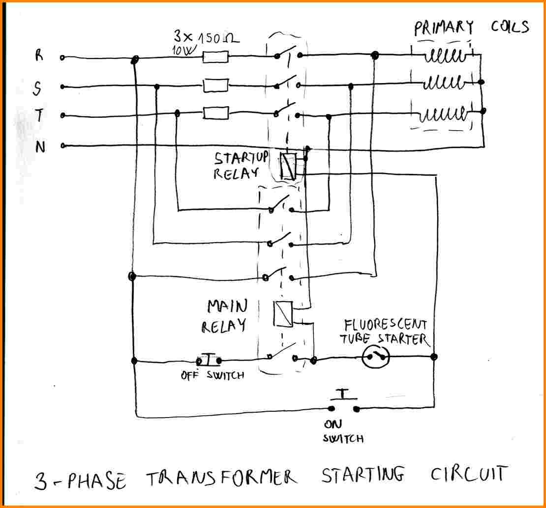 45 Kva Transformer Wiring Diagram Download Collection 120v 24v Best Step Down 480v To