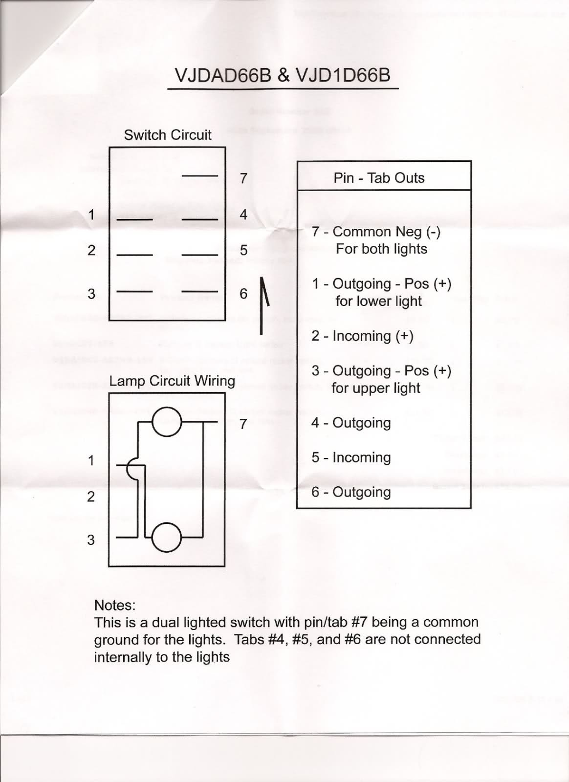 6 pin toggle switch wiring diagram collection wiring. Black Bedroom Furniture Sets. Home Design Ideas