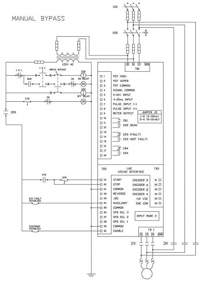 abb ach550 wiring diagram Download-Abb Drive Wiring Diagram Yfm350 Acura Integra Fuse Within Vfd In 12-s