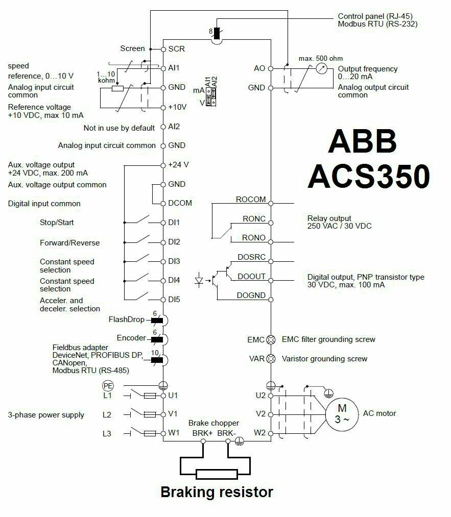 abb vfd wiring diagram Download-Abb Acs550 Wiring Diagram Lovely ™…™‡™†˜¯˜³ ™… 5-r