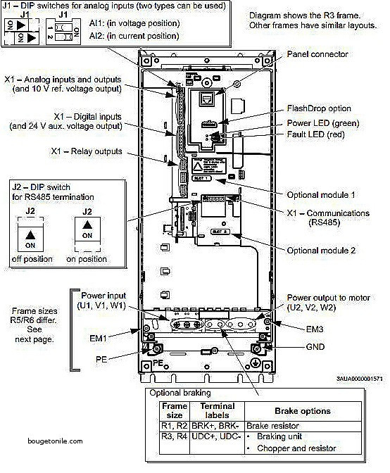 Abb Vfd Wiring Diagram Collection