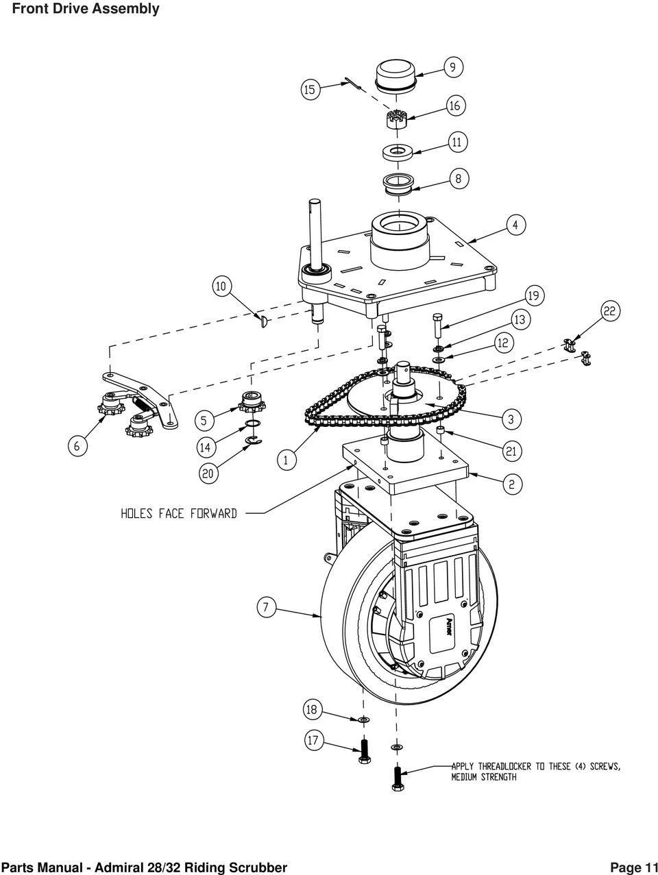 admiral dryer wiring diagram Collection-Admiral Dryer Parts Diagram Luxury Admiral 28 32 Riding Scrubber Pdf 9-a
