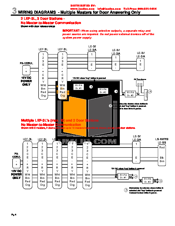 aiphone lef 3l wiring diagram Download-AiPhone Lef 10 Wiring Diagram Fresh Great AiPhone Inter Wiring Diagram Inspiration 12-i