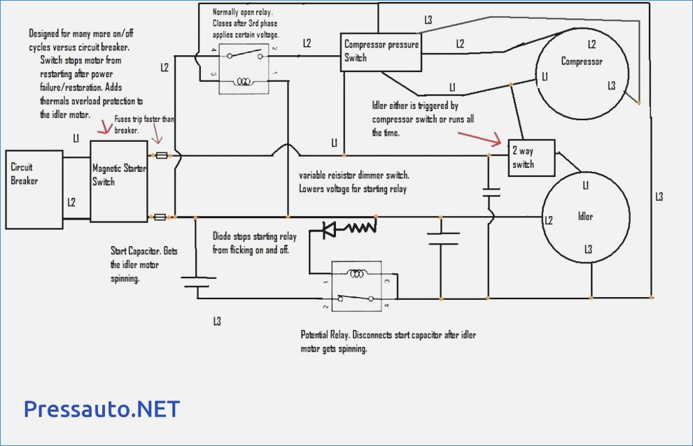 Allen Bradley 855t Wiring Diagram Download