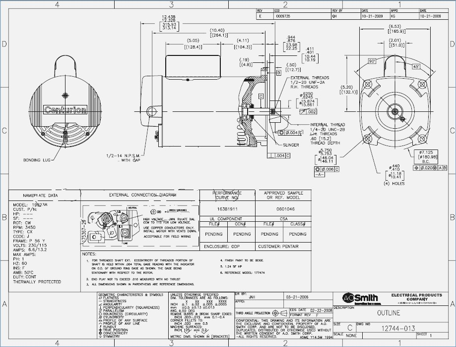 Ao Smith Boat Lift Motor Wiring Diagram Download Wiring