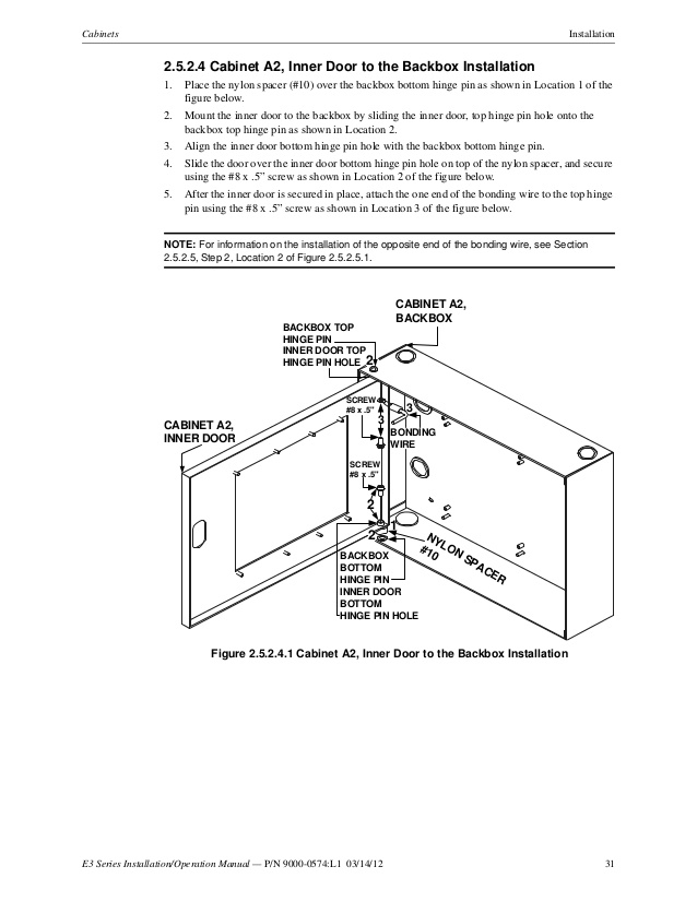 aom 2sf wiring diagram Collection-31 E3 Series Installation Operation Manual 5-a