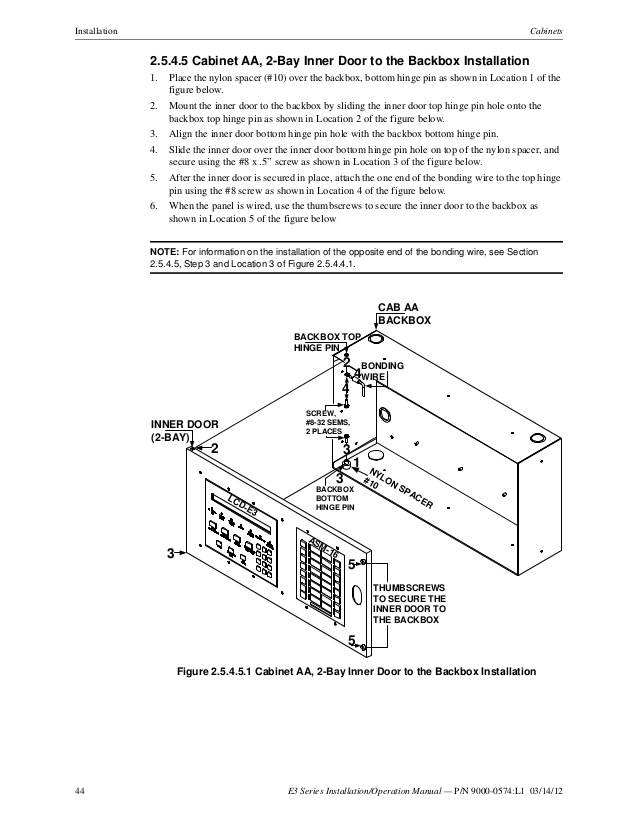 aom 2sf wiring diagram Collection-44 44 E3 Series Installation Operation Manual 12-s