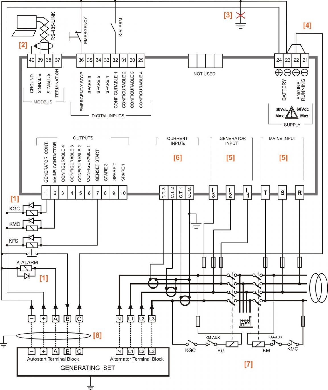 Asco 7000 Series Ats Wiring Diagram Download