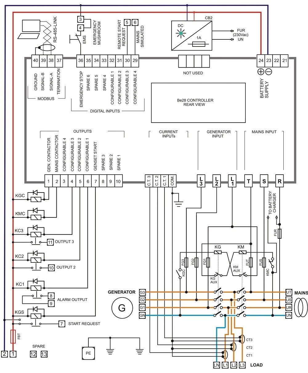 Generac Ats Wiring Diagram  Wiring  Wiring Diagram Images