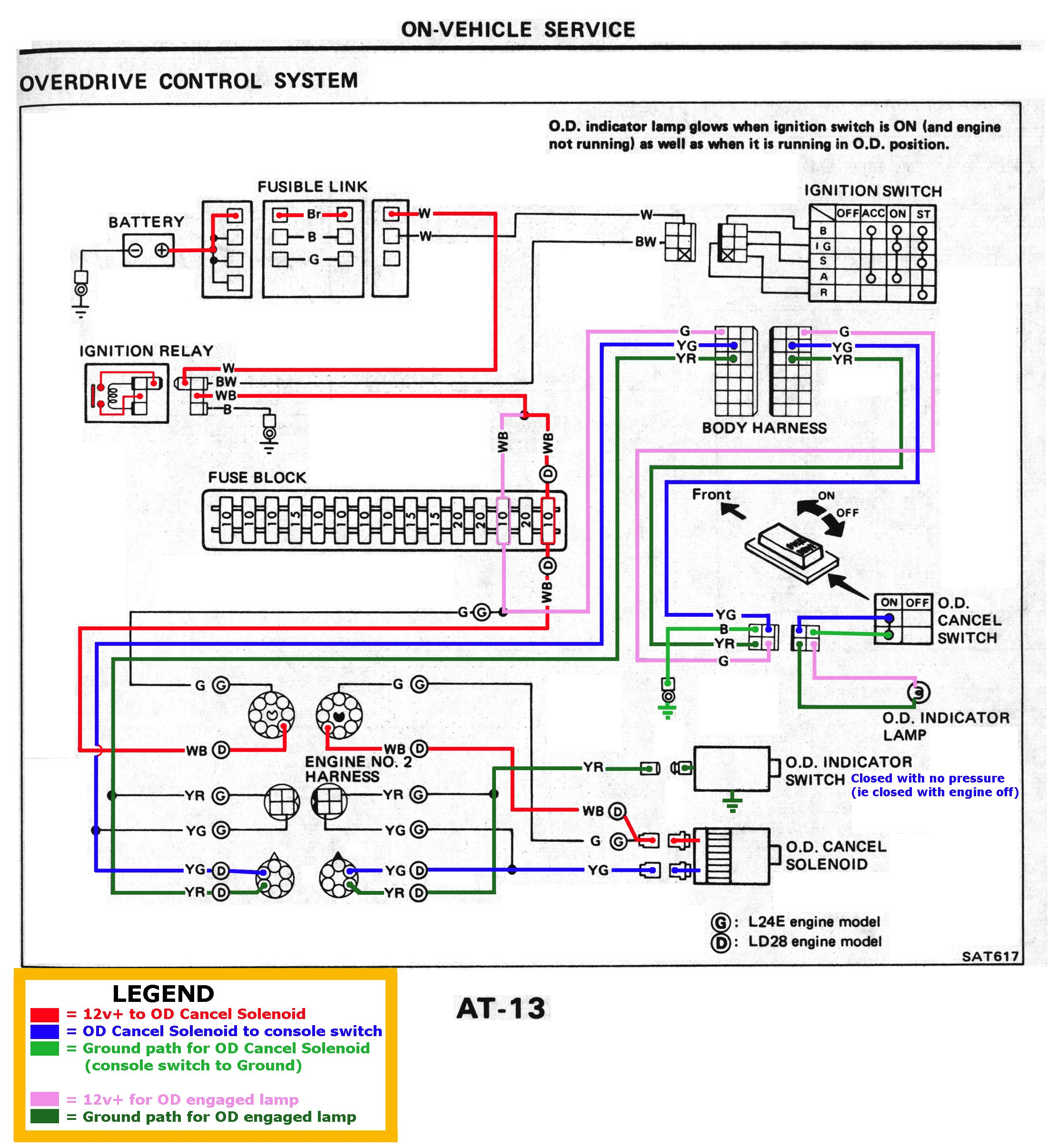 asco solenoid valve wiring diagram Collection-Gas solenoid Valve Wiring Diagram Inspirational Nissan sel forums • View topic L4n71b Od at 1983 84 8-i