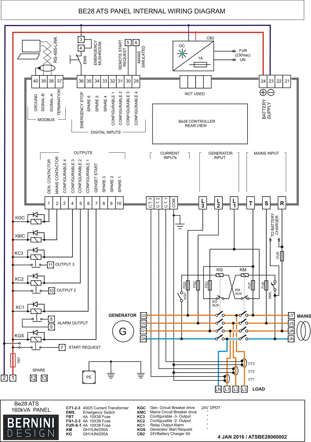 asco transfer switch wiring diagram Download-Automatic Transfer Switch Between Solargenerator And FS Generac Wiring Diagram 17-h