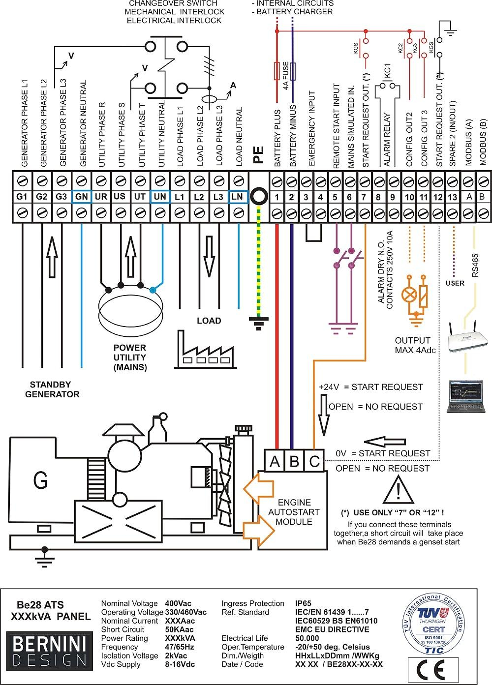 asco transfer switch wiring diagram Collection-Automatic Transfer Switch Wiring Diagram Free Throughout 12-d