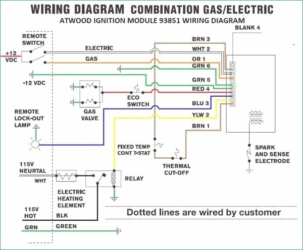 atwood water heater switch wiring diagram Collection-Atwood Water Heater Wiring Diagram Lovely Awesome atwood Water Heater Wiring Diagram Everything You 19-i